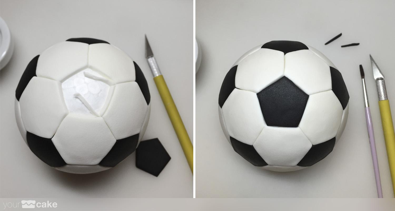 Your Cake Balón De Fútbol